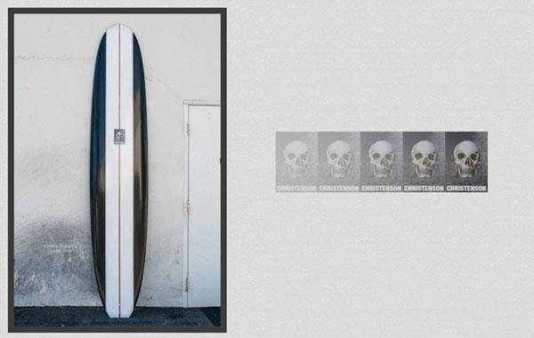 CHRISTENSON SURFBOARDS,クリステンソン