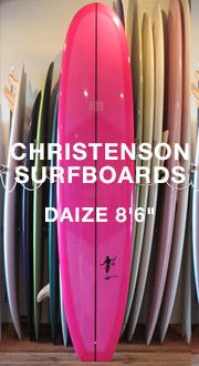 CHRISTENSON SURFBOARDS, ���ꥹ�ƥ�,