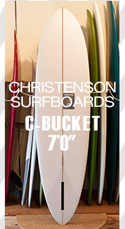 CHRISTENSON SURFBOARDS, クリステンソン,