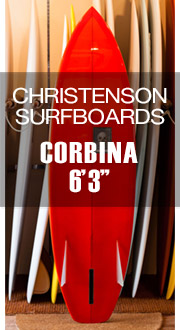 CHRISTENSON SURFBOARDS, クリステンソン,